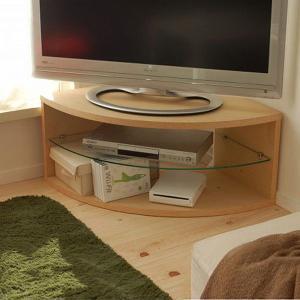 テレビ台 FA コーナーテレビ台 90cm メープル テレビボード コーナー TV台 完成品 北欧 ローボード 収納 おしゃれ|grove