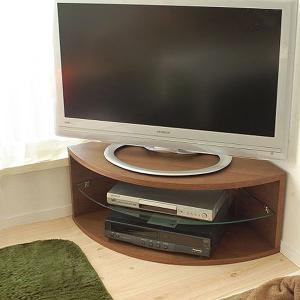 テレビ台 FA コーナーテレビ台 90cm ウォールナット テレビボード コーナー TV台 北欧 ローボード 収納 おしゃれ|grove