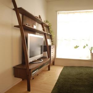 テレビ台 テレビボード 135cm TV台 ウォールナット|grove