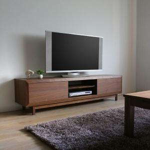 OPR テレビ台 180cm テレビボード TV台 ウォールナット 完成品 北欧 テレビ台 ローボード 収納 おしゃれ grove