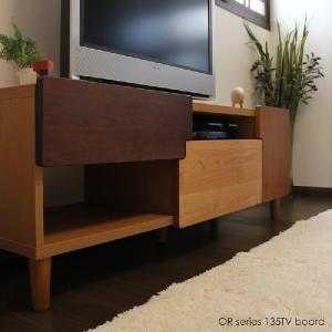 ・OR テレビ台 135cm テレビボード ローボード 完成品 北欧 ローボード 収納 おしゃれ grove