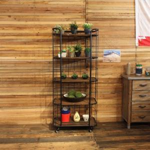 グリーン スタンド 5段 観葉植物台 無垢材 天然木 ナイトテーブル サイドテーブル フラワースタンド コーヒーテーブル|grove