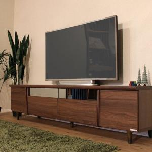 テレビ台 テレビボード 180cm TV台 ウォールナット|grove