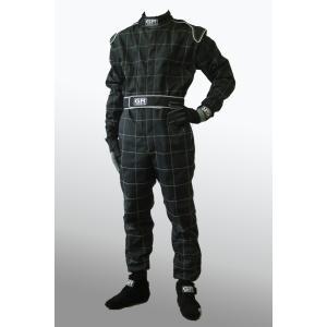 GR SPORTS カートスーツRT-04(Black)|grsports