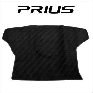 プリウス30 ラゲッジマット ブラックボーダー 1pc 08e|gry