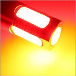 T20ダブル レッド 強力7.5W級の面発光!T20 特大SMDバルブ|gry
