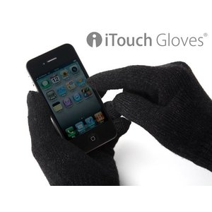 iTouch Gloves アイタッチグローブ スマホ手袋|gry