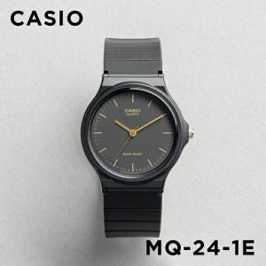 10年保証 送料無料 CASIO カシオ スタンダード メンズ MQ-24-1E 腕時計 レディース...
