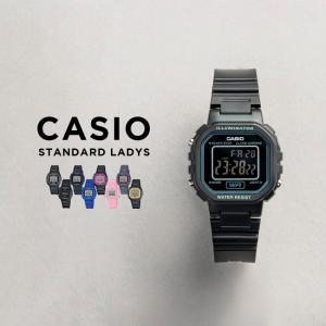 10年保証 送料無料 CASIO カシオ スタンダード レディース 腕時計 キッズ 子供 女の子 チープカシオ チプカシ デジタル 日付 ブラック 黒 ブルー 青 ピンク イエ