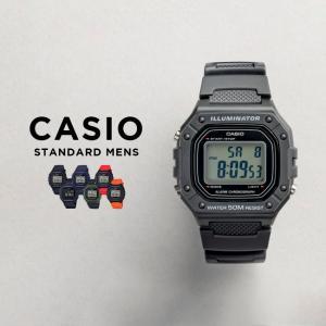 並行輸入品 10年保証 CASIO カシオ スタンダード 腕時計 メンズ レディース キッズ 子供 男の子 女の子 チープカシオ チプカシ デジタル 日付 防水 ブラック 黒