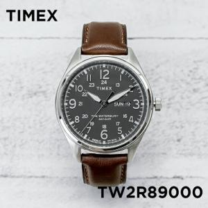 TIMEX タイメックス ザ ウォーターベリー トラディショナル デイデイト 42MM TW2R89...