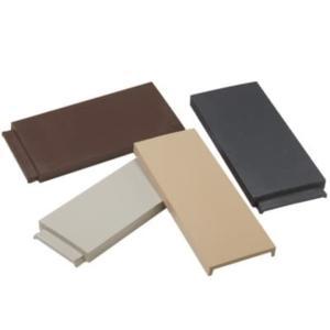 エスビック社 ブロック用笠木 プライムキャップ 162サイズ 基本 1本