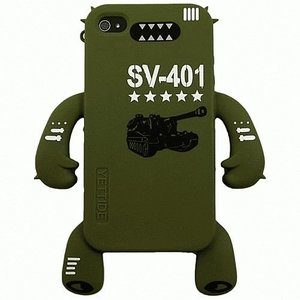 iPhone 4S/iPhone 4 共通 セール30%/Sillicone/SV/401Tank/Olive/Drab|gs-net
