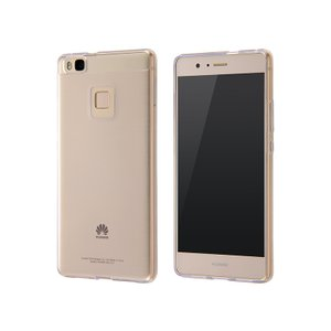 【残りわずか】Huawei P9 lite PREMIUM Huawei P9 lite PREMIUM/TPUソフトケース/極薄/クリア|gs-net