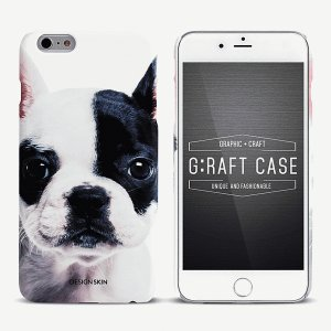 iPhone 6S/iPhone 6 共通 セール50%/FACE/FRENCH/BULLDOG|gs-net