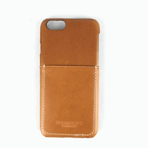 【残りわずか】iPhone 6S/iPhone 6 共通 15FW/Bar/Brown|gs-net