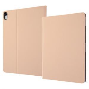 iPad Pro 11 第1世代 2018 11インチ レザーケース/スタンド機能付き/ベージュ|gs-net