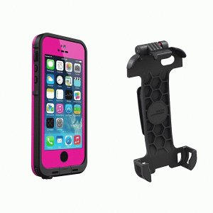 iPhone SE/iPhone 5S/iPhone 5 共通 fre/BELT/CLIP/Set/Magenta|gs-net