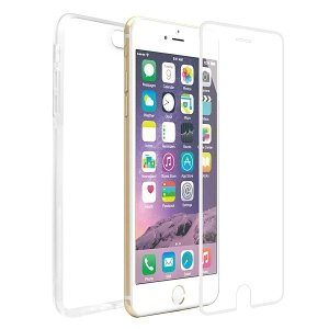 iPhone 6S/iPhone 6 共通 2Pieces/SCREEN/PROTECTOR/White|gs-net
