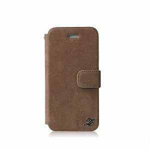 iPhone SE/iPhone 5S/iPhone 5 共通 ZENUS/Prestige/Vintage/Brown|gs-net