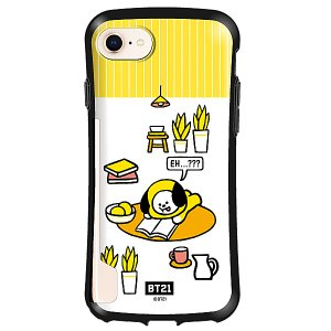 iPhone 8/iPhone 7/iPhone 6S/iPhone 6 共通 fiPlus/TPUケース/BT21/CHIMMY/Room|gs-net