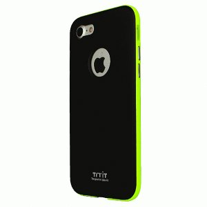 iPhone 7 iPhone 7/Neon/Series/Black/Lime|gs-net