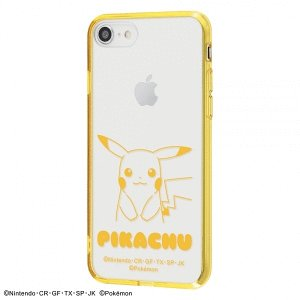 スマホケース iPhone SE 第2世代 8 7 HVケース Charaful ピカチュウ  アイフォン|gs-net