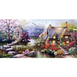 クロスステッチ 刺繍キット おとぎの家|gs-shop
