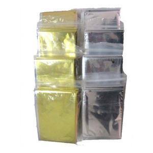 8枚入りアルミシート(ゴールド/シルバーリバーシブルシート4枚、両面シルバーシート4枚)|gs-shop