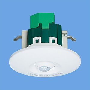 WTK29318 天井取付熱線センサ付自動スイッチ(子器、換気扇接続端子付・AC100V)|gs-store