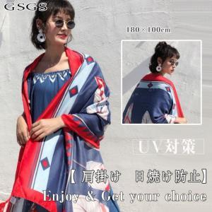 UVカットマット レディース ビーチタオル ファッション アクセサリー 小物 gsgs-shopping