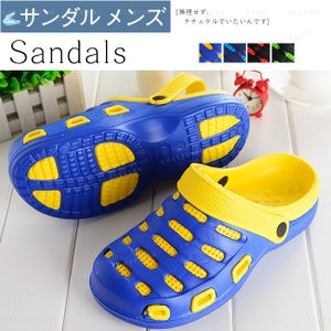 サンダル メンズ ビーチサンダル 2WAY シャワーサンダル 水陸両用 滑り止め おしゃれ カジュアル 歩きやすい コンフォート|gsgs-shopping