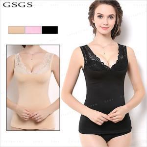 送料無料 キャミソール レディース 裏起毛 タンクトップ トップス 暖かい シンプル|gsgs-shopping
