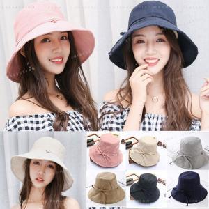 帽子 UVカット レデイース キャップ サンバイザー 折りたたみ 日焼け止め 大きいサイズ 夏 コットン ファッション|gsgs-shopping