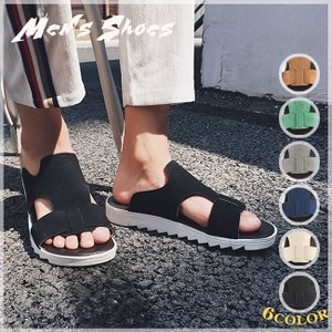 ビーチシューズ メンズ シューズ フラットサンダル ビーチサンダル オシャレアイテム 今季新作 メンズファッション カッコイイ 歩きやすい|gsgs-shopping