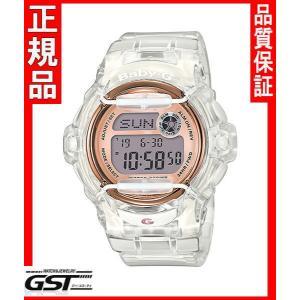 ベビーGカシオBG-169G-7BJF「ベビージー」レディース(白色〈ホワイト〉)|gst