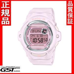 新品Baby-GカシオBG-169M-4JF  ベビージー腕時計レディース ホワイトデー|gst