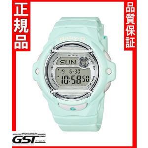 カシオBG-169R-3JF腕時計ベビージー「ブルーミング・パステル・カラーズ」レディース(緑色〈グリーン〉)2月発売予定|gst