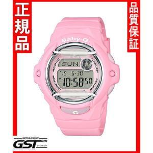 カシオBG-169R-4CJF腕時計ベビージー ブルーミング・パステル・カラーズ レディース(桃色〈ピンク〉)|gst