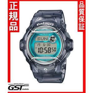 ベビーGカシオBG-169R-8BJF ベビージー レディース(灰色〈グレー〉)|gst