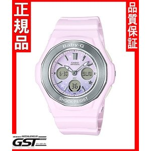 カシオBGA-100ST-4AJF腕時計「スターリー・スカイ・シリーズ」ベビーGレディース(桃色〈ピンク〉)11月発売|gst
