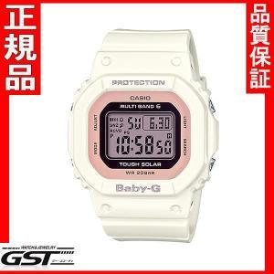 Baby-GカシオBGD-5000-7DJFソーラー電波  ベビージー腕時計 レデイース|gst