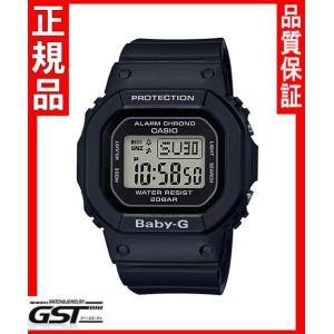 カシオBGD-560-1JFカシオ腕時計 ベビージー レディース(黒色〈ブラック〉) gst