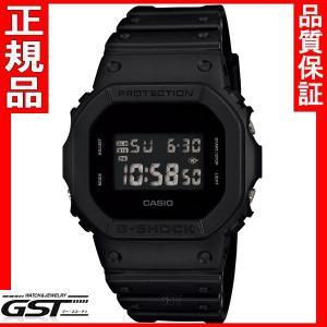 【国内モデル】新品:タグ付きG-SHOCK GショックDW-5600BB-1JFカシオ腕時計ソリッドカラーズ,メンズ(黒色〈ブラック〉)|gst