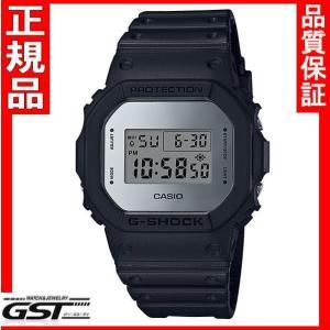 国内モデル 新品 カシオ ジーショックG-SHOCK DW-5600BBMA-1JF ブラック・シルバーミラー送料無料|gst
