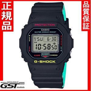 限定品カシオジーショック G-SHOCK DW-5600CMB-1JFブリージー・ラスタカラー|gst