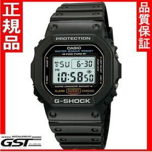 G-SHOCK Gショック正規品DW-5600E-1カシオ腕時計メンズ黒色〈ブラック〉|gst