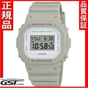 カシオ限定品・限定モデルGショックDW-5600M-8JF腕時計メンズ(灰色〈グレー〉)|gst