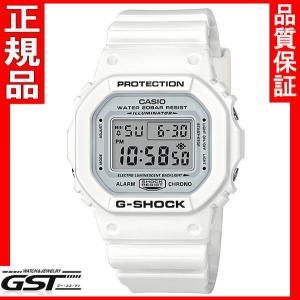 GショックG-SHOCKカシオDW-5600MW-7JF「マリンホワイト」腕時計|gst
