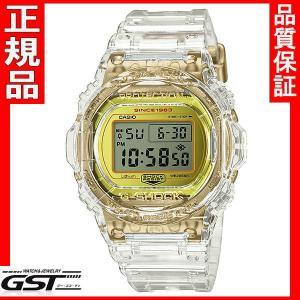35周年記念限定モデル DW-5735E-7JR ジーショック グレイシアゴールド 腕時計 新品 gst